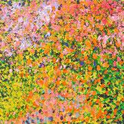 芳仲 真樹子  Makiko Yoshinaka          油彩・キャンバス  oil on canvas