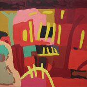 梅田 大志  Taishi Umeda          油彩・キャンバス  oil on canvas