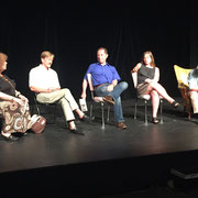 Playwrights talkback with Gallery Players' Dominic Cuskern