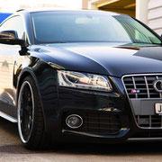 Audi S5 V8 coupé