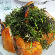 The infamous Zuni Cafe Roast Chicken.