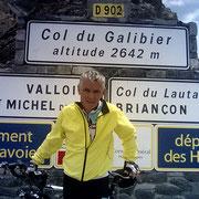 Le Galibier. 2ème ascension.