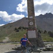 Col d'Izoard. J'en rêvé. De Briançon. Atteindre le sommet puis rebasculer vers la Casse Déserte.