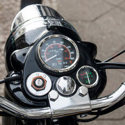 2014-04-17 Berlin Bundesplatz - Royal Enfield Bullet 500SE 003