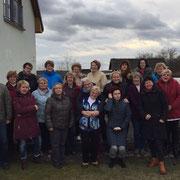 18.03.2017 Chorwerkstatt in Jo´s Ferienhof in Guhlen