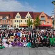 15.05.2017 Deutscher Trachtentag in Lübben