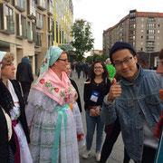 Evg. Kirchentag Berlin  Mai 2017