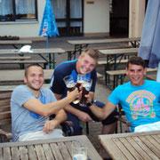 Sigi Fleps, Huddel und de Jürgen Fleps