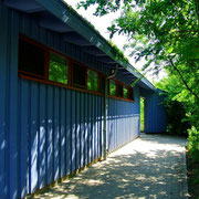 Sanitärhaus 1 von 3 © Naturcamping Zwei Seen