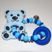 Silikongreifling Bär blau 25.50 GB-004