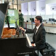 Alexandre Galène, pianiste concertiste : Médiathèque de Chambray Lès Tours