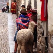 La parte superior de Cusco.