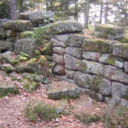 """Mur paien"" - millenary Celtic wall or even older/"