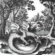 Uroboros - der Drachen der sich in seinen eigenen Schwanz beisst...