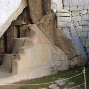 Templo de la Tierra. Arte atemporal
