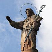 Sainte Odile...