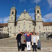 Kloster von Einsiedeln/monasterio...