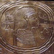 Uroboros-Schlange aus Ägypten... symbolisiert die Einheit und das Unendliche...