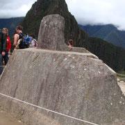 Piedra del Sol (Intihuatana).