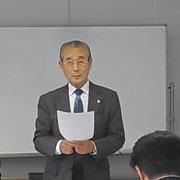関口副会長・先輩理事