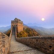 Chinesische Mauer: Peking