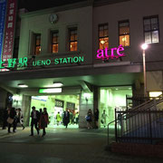 JR上野駅より徒歩5分!