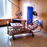 """Hospital """"The Chapter`s End"""""""