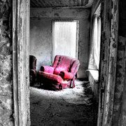Red Armchair House