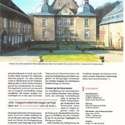 Schloss Neuenhof saniert nach unserer Sanierungsplanung