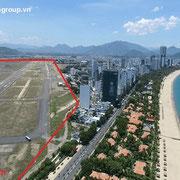 Der heutige Militärflugplatz
