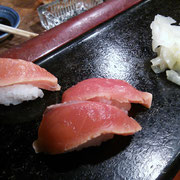 寿司もイケル^^