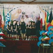 Champion 2005 - Tournoi Clubs: SOKOL Pisek Prague (Rép. Tchèque)
