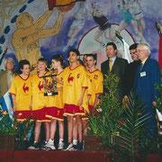 Champion 2002 - Tournoi Selections: Liege (Belgique)