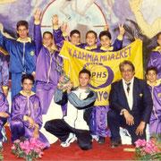 Champion 1997 - Tournoi Clubs: Aris Glyfadas (Grèce)