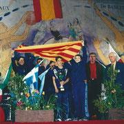 Champion 2002 - Tournoi Clubs: SESE Barcelona (Espagne)