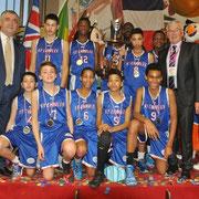 Champion 2015: Charenton (France)