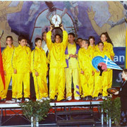 Champion 1998 - Tournoi Clubs: Aris Glyfadas (Grèce)