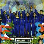 Champion 1999 - Tournoi Clubs: Aris Glyfadas (Grèce)