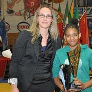 MVP 2014 : Lesly Magdelaine (Orly - France)