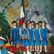Champion 2003 - Tournoi Clubs: Lissonne (Italie)