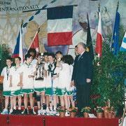 Champion 2006 - Tournoi Sélections: Rennes PA (France)