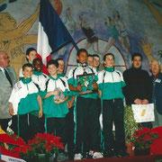 Champion 2003 - Tournoi Selections: Calvados (France)