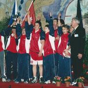 Champion 2006 - Tournoi Clubs: Gerardiana (Italie)
