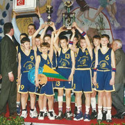 Champion 1998 - Tournoi Sélections: Vilnius (Lituanie)