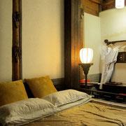 Unser Schlafzimmer im Courtyard 7 Peking