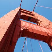 Golden Gate Bridge in San Francisco. Foto: ©Rita Helmholtz