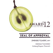 Seal of Approval Zweigelt Classic 2011