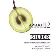 Silber Grüner Veltliner Classic 2011