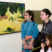 mit Nini Phalavandishvili, ნინი ფალავანდიშვილთან ერთად