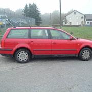 VW Passat 1998